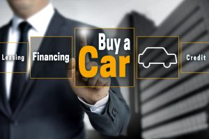 Leasing, Financing, Buy a Car